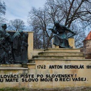 Trnavské parky a sochy