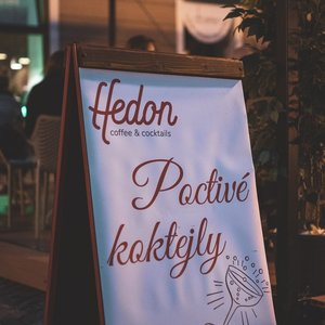 Hedon coffee & cocktails