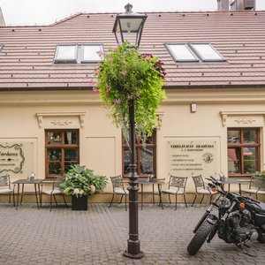 Reštaurácia Forhaus
