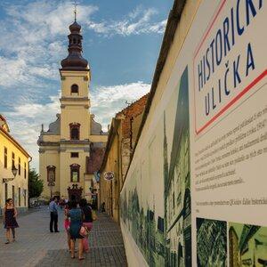 Historická ulička  (c) Matúš Koprda
