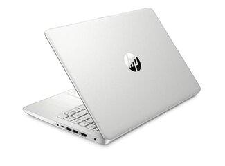HP 14s-dq1001nc, i3-1005G1, 14.0 FHD, Intel UHD, 8GB, SSD 512GB, noODD, W10, 2-2-0, Natural silver