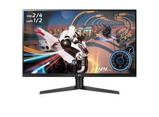 """LG 32GK650F-B 31.5"""" VA LED 2560x1440 1M:1 1ms 300cd 2xHDMI 2xDP 144Hz"""