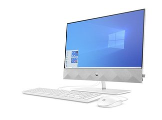 HP Pavilion 24-k0003nc, AMD Ryzen 7 4800H, 23.8 FHD/IPS, Radeon Vega 7, 16GB, SSD 512GB + 1TB7k2, noODD, W10, 2-2-0