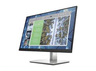 HP E24q G4, 24 IPS, 2560x1440, 1000:1, 4 ms, 250 cd, VGA/DP/HDMI, 3-3-0, Pivot