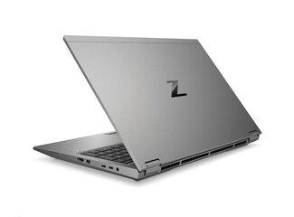 HP Zbook Fury 15 G7, i7-10850H, 15.6 FHD, T2000/4GB, 16GB, SSD 512GB, noODD, W10Pro, 3-3-0