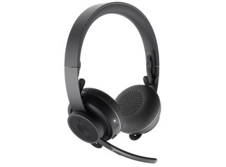 Logitech® Zone Wireless Teams - GRAPHITE - EMEA