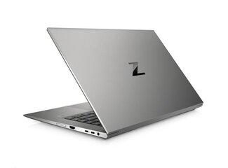 HP Zbook Studio G7, i9-10885H, 15.6 UHD/DC, RTX3000Max-Q/6GB, 32GB, SSD 1TB, noODD, W10Pro, 3-3-0