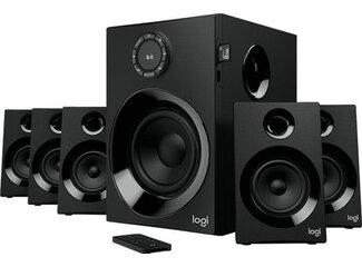 Logitech® Z607 5.1 Surround Sound with Bluetooth - BLACK