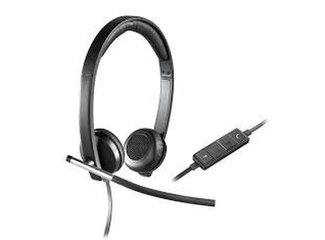 Logitech® H650e USB Headset Stereo - EMEA28