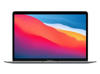 13-inch MacBook Air: Apple M1 chip with 8-core CPU and 7-core GPU, 256GB - Space Grey