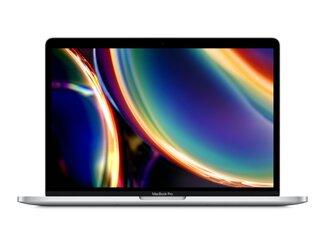 13-inch MacBook Pro: Apple M1 chip with 8‑core CPU and 8‑core GPU, 256GB SSD - Silver