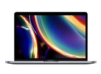 13-inch MacBook Pro with Touch Bar: 2.0GHz quad-core 10th-generation Intel Core i5 processor, 512GB - Space Grey