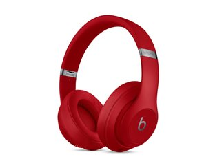 Beats Studio3 Wireless Over-Ear Headphones - Red slúchadlá