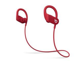 Powerbeats3 Wireless Earphones - The Beats Decade Collection - Defiant Black-Red slúchadlá