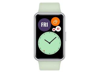 Huawei Watch Fit Zelený