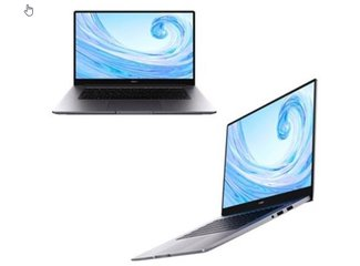 HUAWEI MateBook D 15 AMD - R7/8G/512G/Windows Home Strieborny