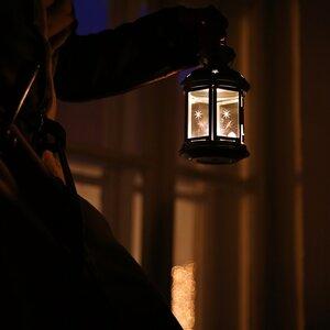 Na Mestskú vežu s lampášom