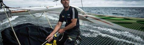Thomas Coville - jachtársky svetový rekordér