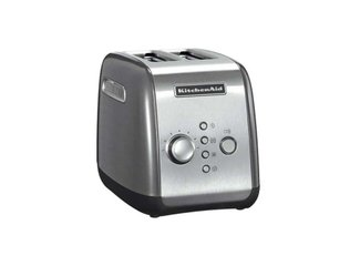 KitchenAid Toaster 5KMT221, strieborný
