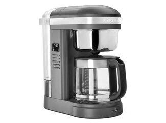 Kávovar na překapávanou kávu KitchenAid 5KCM1209 šedá matná