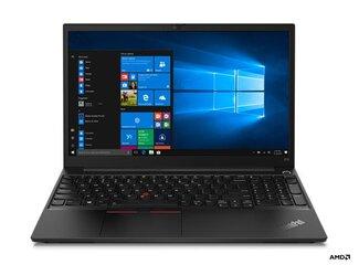 """Lenovo TP E15 RYZEN 7 4700U 4.1GHz 15.6"""" FHD IPS matny UMA 16GB 512GB SSD FPR W10Pro cierny 1yCI"""