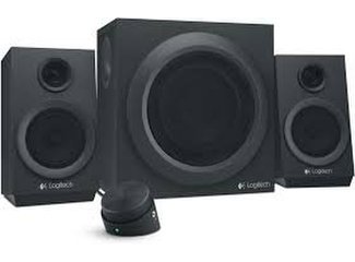 Logitech® Z333 Multimedia Speakers - 3.5 MM - EU