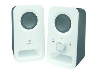 Logitech® z150 Multimedia Speakers - SNOW WHITE - 3.5 MM - EU