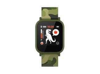 Canyon CNE-KW33GB My Dino smart hodinky pre deti, BT, farebný displej 1.3´´, vodotesné IP68, multišport režimy, virtual
