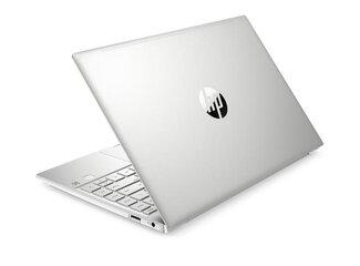 HP Pavilion 13-bb0002nc, i5-1135G7, 13.3 FHD, Iris Xe, 16GB, SSD 512GB, W10, 3-3-0, Silver