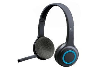 Logitech® H600 Wireless Headset - BT - EMEA