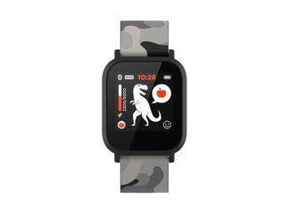 Canyon CNE-KW33BB My Dino smart hodinky pre deti, BT, farebný displej 1.3´´, vodotesné IP68, multišport režimy, virtual