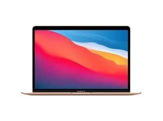Apple 13-inch MacBook Air: Apple M1 chip with 8-core CPU 16GB RAM, 256GB - GOLD CTO