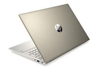 HP Pavilion 15-eh0003nc, Ryzen 7 4700U, 15.6 FHD, UMA, 16GB, SSD 512GB, W10, 3-3-0, Warm Gold