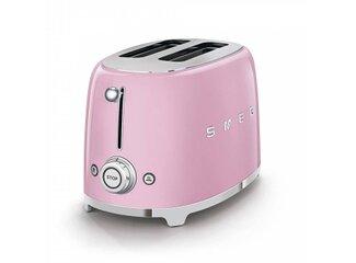 50 's Retro Style Hriankovač P2 pastelovo ružový 950W - SMEG