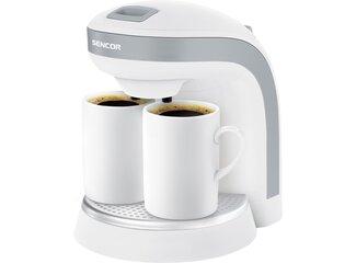 SCE 2001WH kávovar SENCOR - bielý