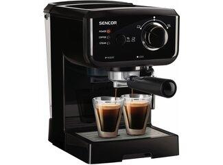 SES 1710BK Espresso SENCOR - čierný