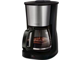 SCE 3050SS kávovar SENCOR - Strieborný
