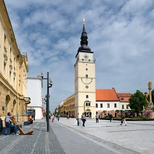 Špacírka Trnavou - City Walk